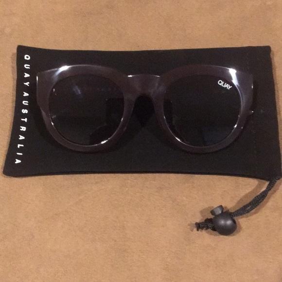 "78b84b23b5b80 Quay Australia ""If Only"" Sunglasses"
